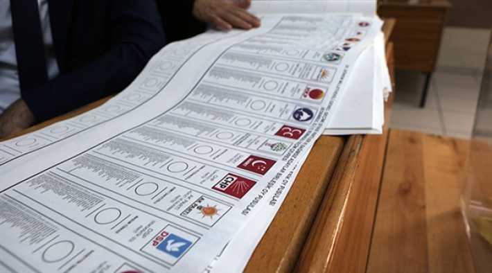 YSK'nin 500 milyon seçim zarfı sipariş ettiği ileri sürüldü