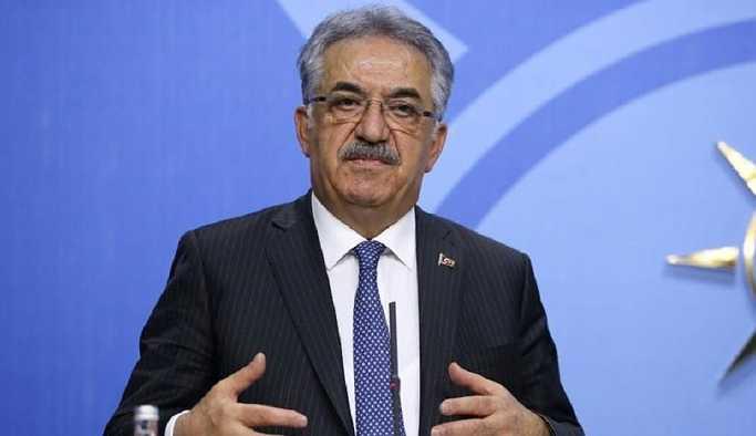 AKP'li Hayati Yazıcı: Hem Cumhurbaşkanı hem milletvekili adayı