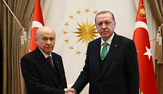 AKP-MHP ikilisinden seçim kumpası