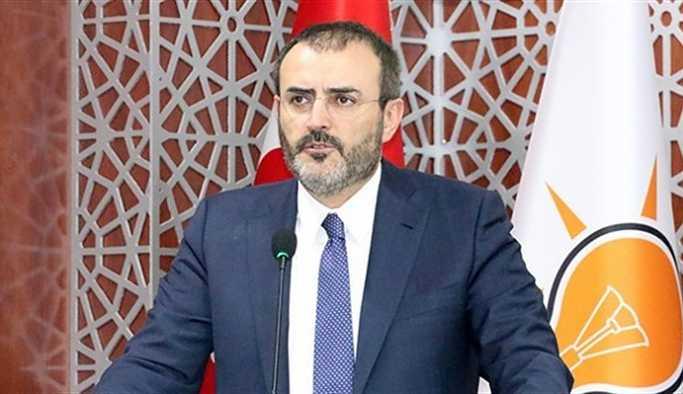 AKP Sözcüsü'den MYK sonrası açıklama