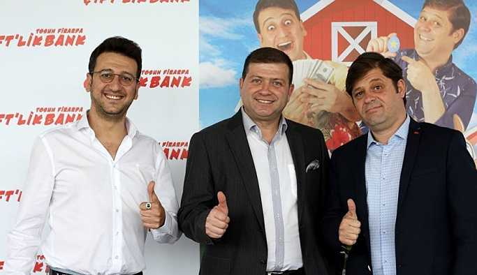Çiftlik Bank sinema filmi oluyor: 'Tosun Firarda'