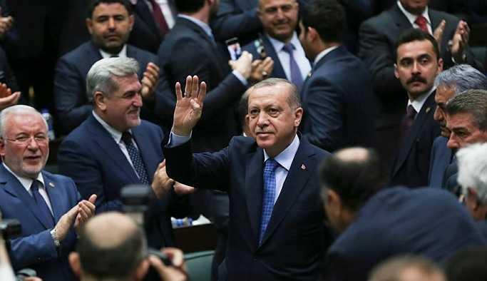 Erdoğan'dan '2019' açıklaması: Kasım seçimlerinde yürürlüğe girecek...