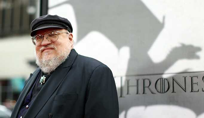 Game Of Thrones yazarı George R.R. Martin'den yeni kitap duyurusu: 'Kış 2018'de de gelmeyecek