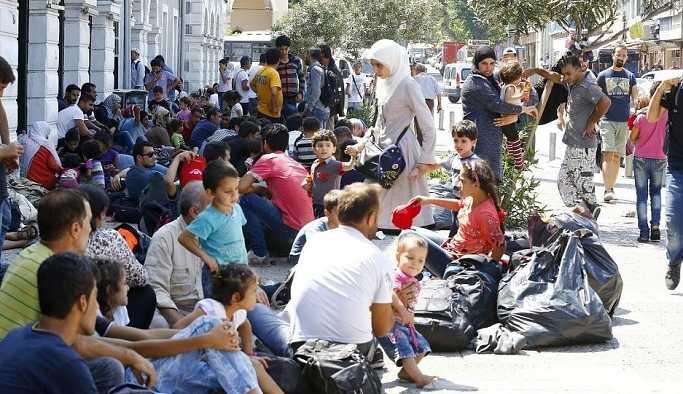 İçişleri Bakanlığı, 34 bin yabancıya çalışma izni verdi
