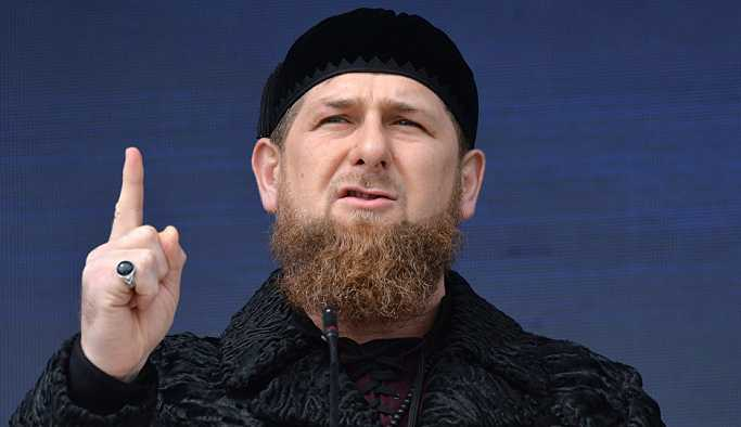 Kadirov: Trump ve Merkel, Çeçenistan'a gelirse yakalayıp hapse atacağız