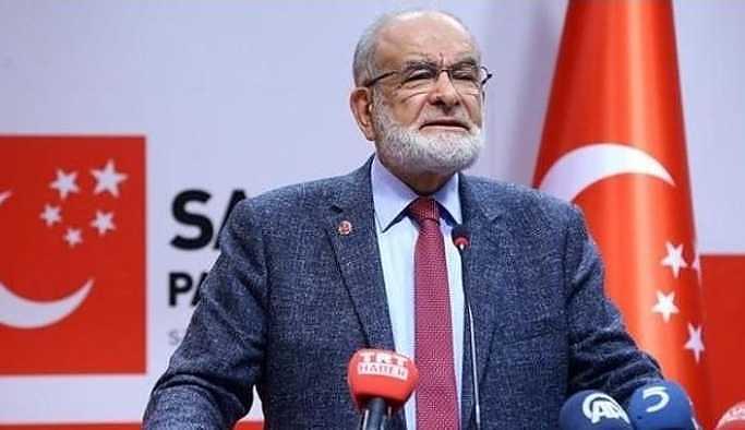 Karamollaoğlu: AKP'nin en az yüzde 75'i hapse girer diyorum