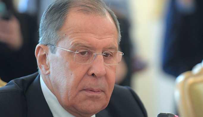 Lavrov: Kimyasal saldırının gerçekleştiği iddia edilen Duma'da değişiklikler yapmaya çalıştığımız yalan