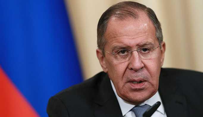 Lavrov: Suriye saldırıları yüzünden ABD ile doğrudan çatışmanın eşiğine gelmedik