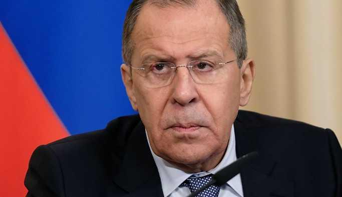 Lavrov: Suriyeyi bölme ve kalıcı güç oluşturma girişimleri kabul edilemez 90
