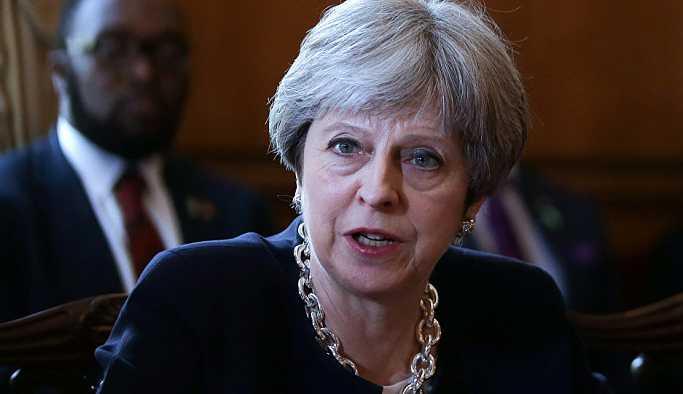 May: Suriye'ye saldırıyı parlamentoya sorsaydım planları gizleyemezdik