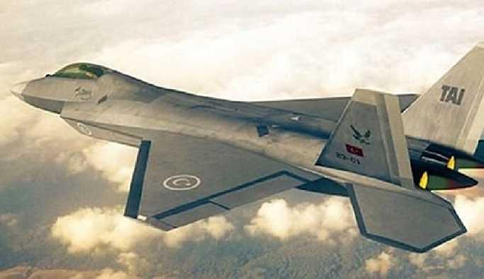 'Milli Muharip Uçak' için imzalar atıldı