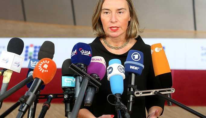 Mogherini'den nükleer anlaşma açıklaması:Korunması gerekiyor
