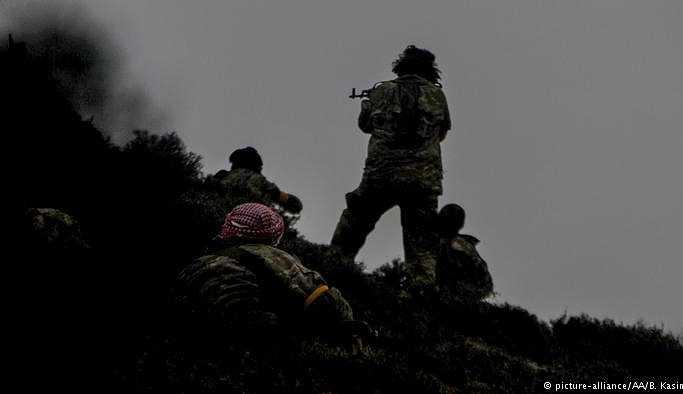 ÖSO: ABD'nin olası Suriye saldırısının ardından taarruza geçeceğiz