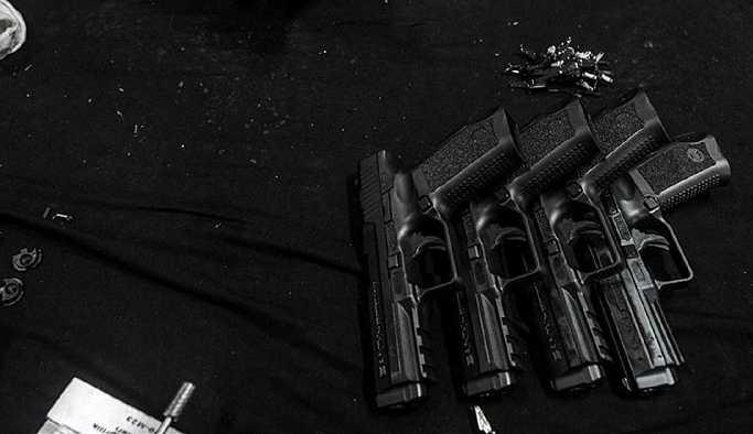Polis memuru, yüzlerce silahı şubeden kaçırıp satmış