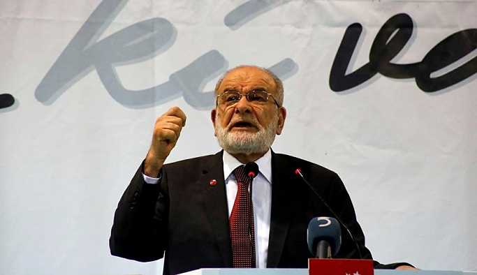 Saadet Partisi AKP ile ittifaka kapıları kapadı