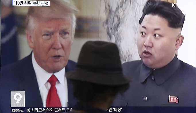 Trump: Kuzey Kore lideri Kim çok açık, çok onurlu bir insan