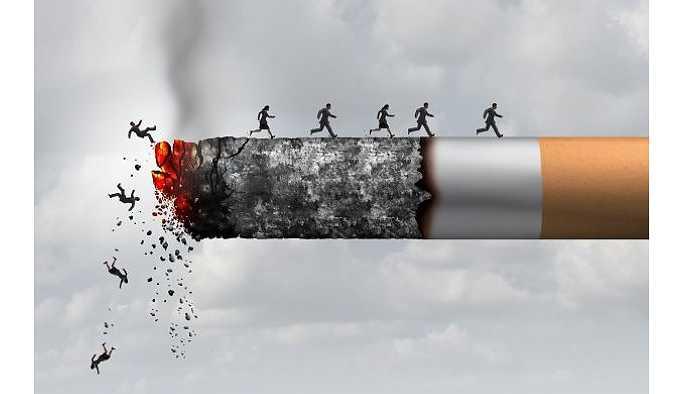 Türkiye sigara bağımlılığında ikinci!