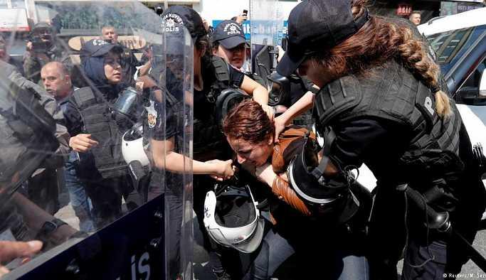 1 Mayıs Türkiye'de böyle kutlandı