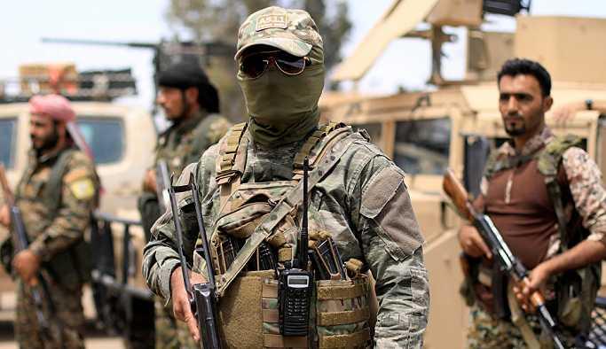 ABD, Deyr ez Zor'da yeni bir askeri üs daha kuruyor
