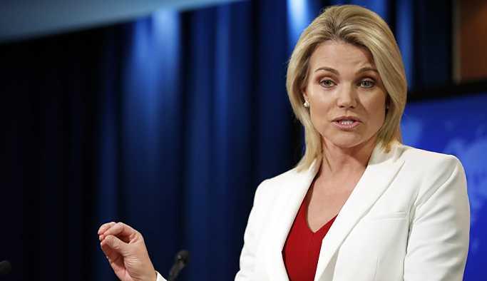 ABD Dışişleri: Büyükelçisini geri çağırmak Türkiye'nin hakkı