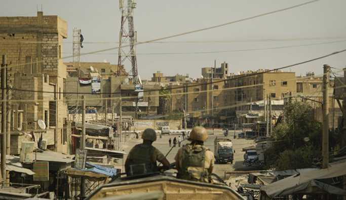 'ABD'nin katılımıyla Suriye'de yeni bir kimyasal silah provokasyonuna hazırlanılıyor'
