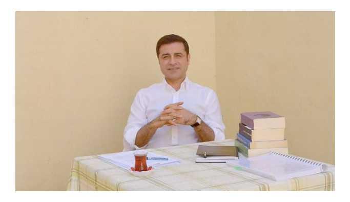 Adalet Bakanlığı'ndan İnce'ye Demirtaş'la görüşme izni