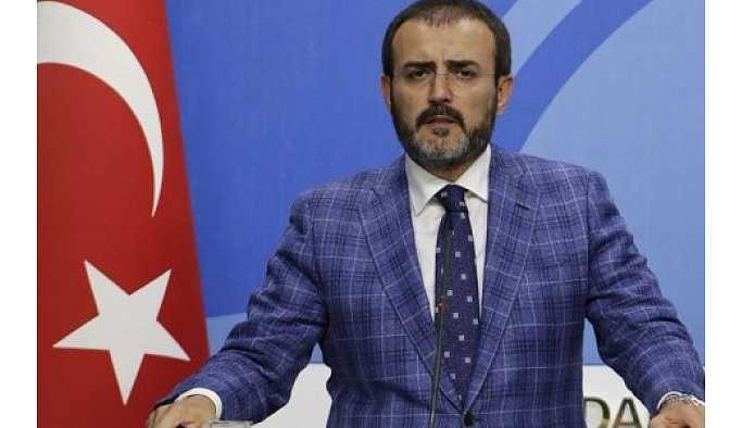 AKP Sözcüsü: CHP herhalde adayı seçimden sonra açıklar
