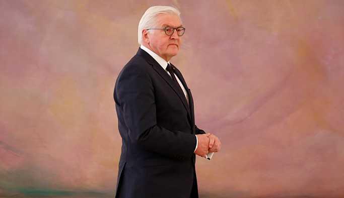 Almanya Cumhurbaşkanı Steinmeier: İran'la nükleer anlaşma sona erdirilmemeli