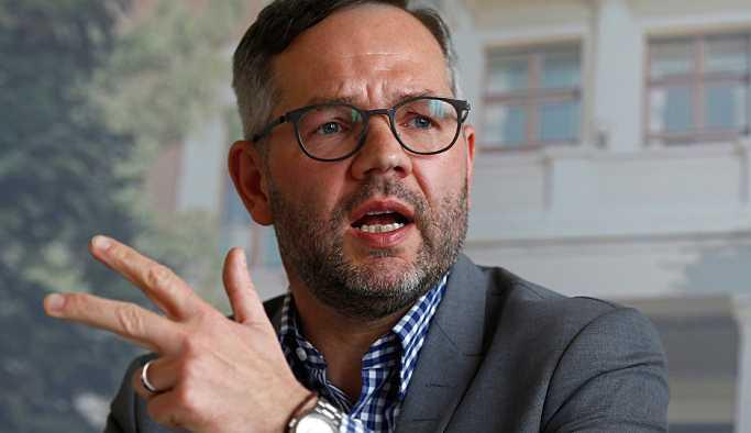Almanya'nın Avrupa Bakanı Türkiye'ye geliyor