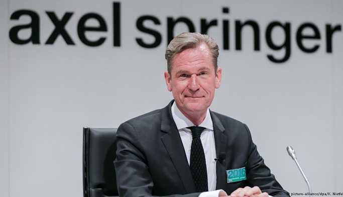 Axel Springer Doğan TV'deki hisselerin satışını hızlandırdı