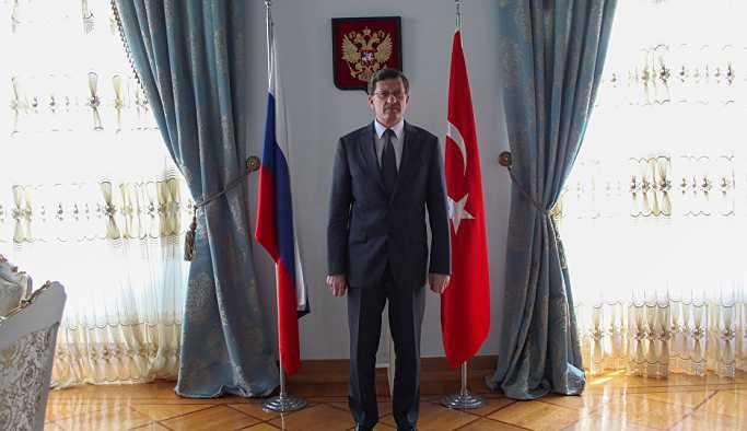 Başkonsolos Podelışev: Rusya-Türkiye ilişkileri gerçeklerle değerlendirilmeli
