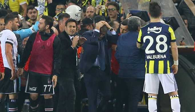 Beşiktaş'ın cezası belli oldu