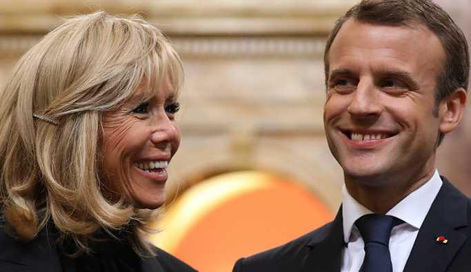 Brigitte Macron, yaşlanma karşıtı krem reklamına malzeme yapılmasına hiddetlendi