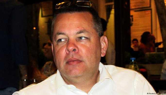 Brunson'ın avukatı: Gizli tanık olayı tam bir garabet