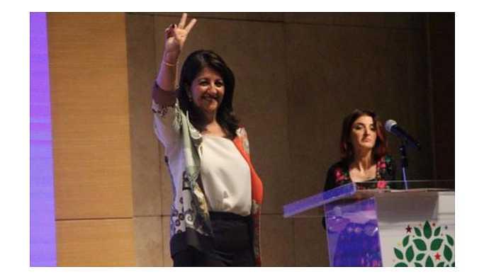 Buldan: Saray'ı kadın bakanlığı olarak kullanacağız