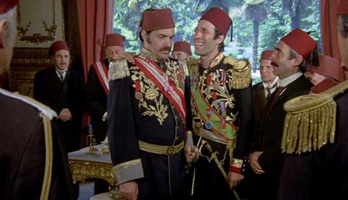 Cem Yılmaz ve Şahan Gökbakar'a, 'Tosun Paşa' izni çıkmadı