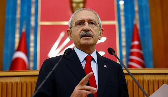 CHP: Hepimizin cumhurbaşkanı, 'Millet için geliyoruz'