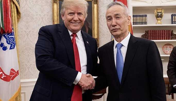 Çin'e 'şımarık' diyen Trump'tan Çin'le dostluk vurgusu