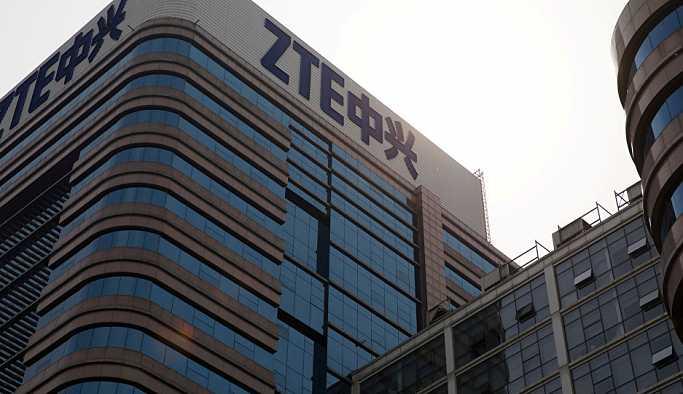 Çinli ZTE'ye yönelik ABD yasağı kalkıyor