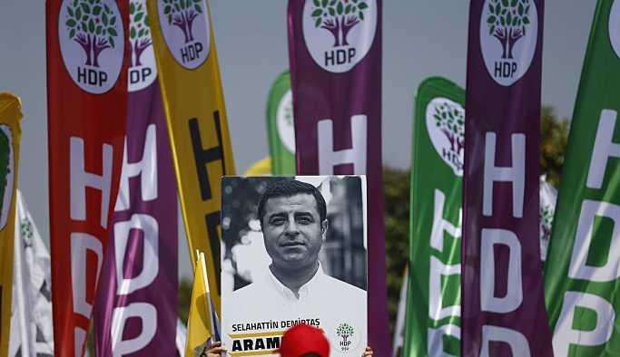 Demirtaş: Ben bile HDP'de milletvekili oldum