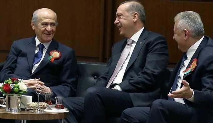 Erdoğan'ın adaylık başvurusunu yapacak ikili