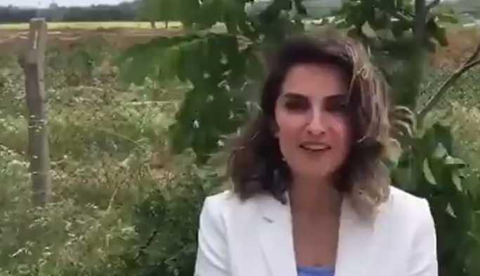 Eşi, Demirtaş'ın mesajını paylaştı
