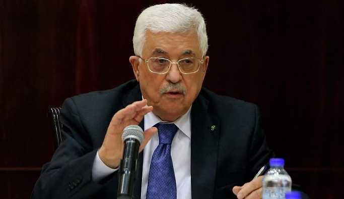 Filistin lideri Abbas'ın 'Yahudi kırımı'na dönük sözleri tartışma yarattı