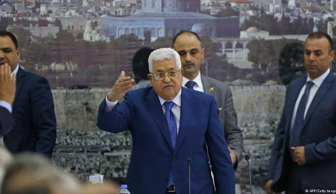 Filistin yönetimi Uluslararası Ceza Mahkemesi'ne başvurdu