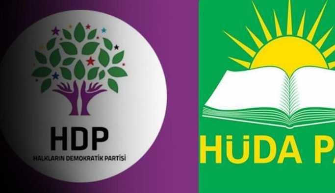 HDP-Hüda-Par ittifakı geliyor
