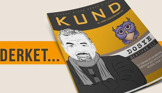 'Hem dinamik hem interaktif': Kürtçe dergi Kund çıktı