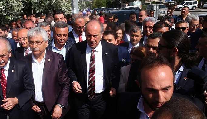 Hükümetten CHP'li İnce'nin cumhurbaşkanlığı adaylığına ilk yorum