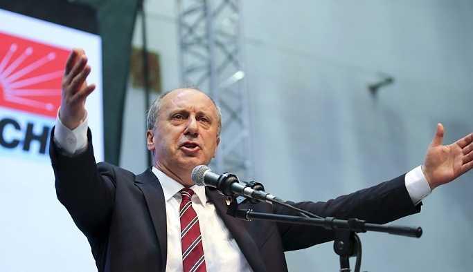 İnce: Gençlere 19 Mayıs ve 29 Ekim'de 500 lira vereceğiz
