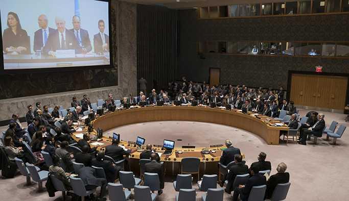 İsrail, BM Güvenlik Konseyi'nden 'vazgeçti'