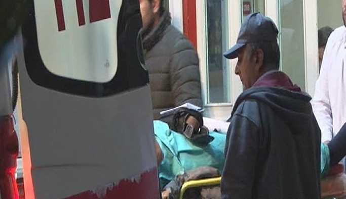 İYİ Parti standına bıçaklı saldırıda 8 gözaltı